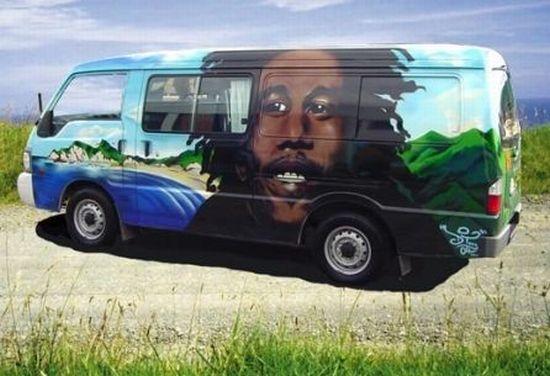 Cool Vans (30 pics)
