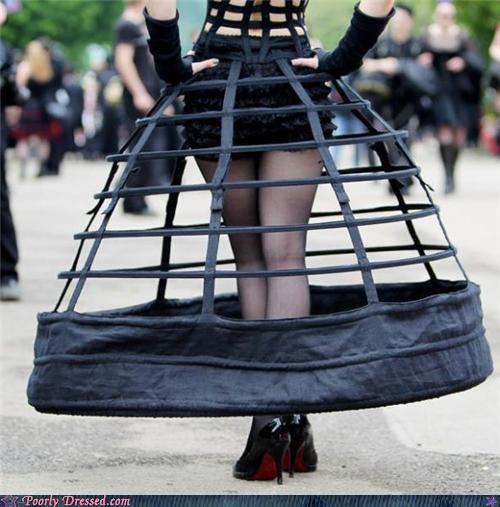 Strange Dressed People. Part 2 (75 pics)
