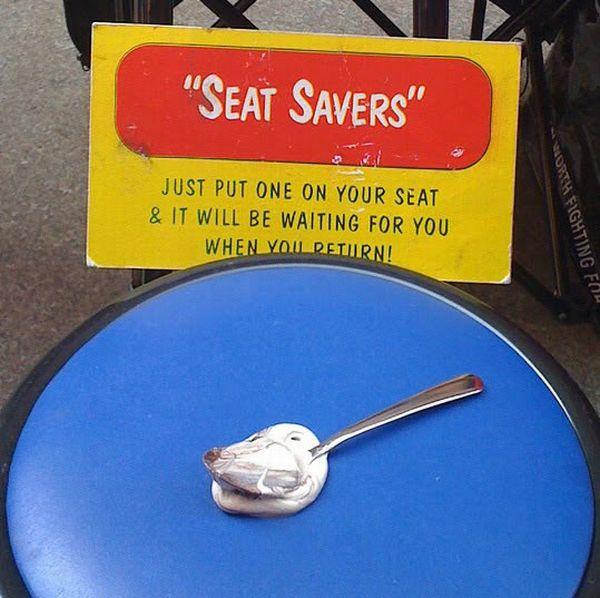Seat Savers (3 pics)