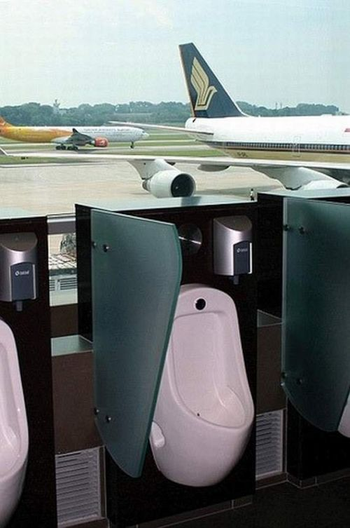 The Most Unusual Toilets Around the World (12 pics)