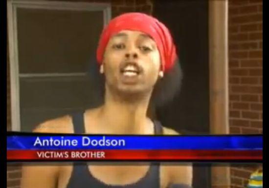 Antoine Dodson, a New YouTube Celebrity (3 videos)