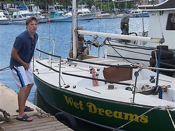 The Dirtiest Boat Names (24 pics)