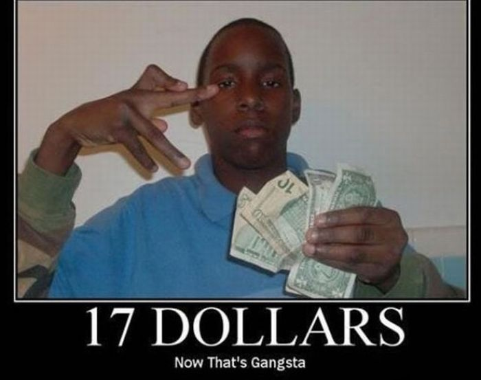 The Most Hilarious Gangsters (25 pics)
