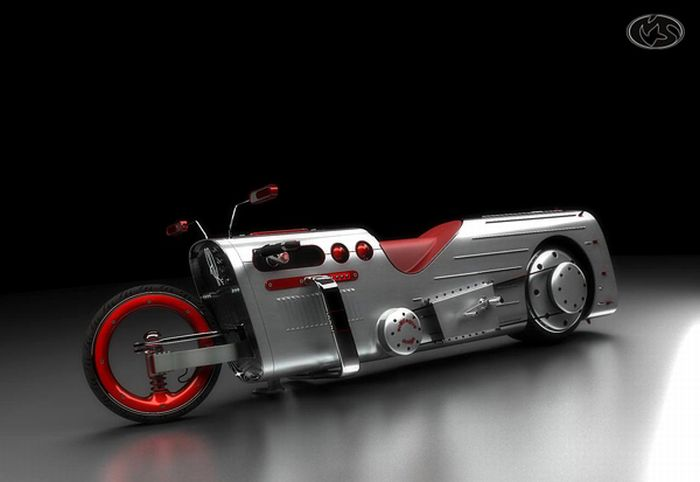 Awesome Concept Bikes (23 pics)