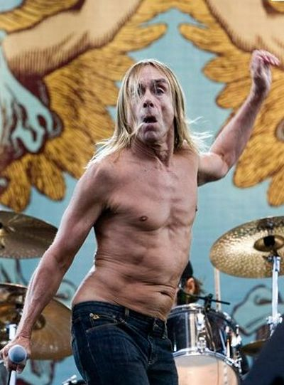 Iggy Pop. Life in Pictures (26 pics)