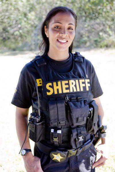 Beautiful Policewomen (35 pics)
