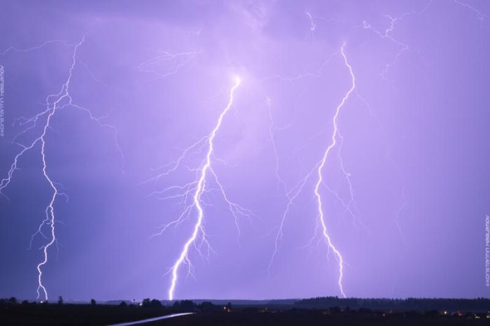 Beautiful Thunderstorm (23 pics)
