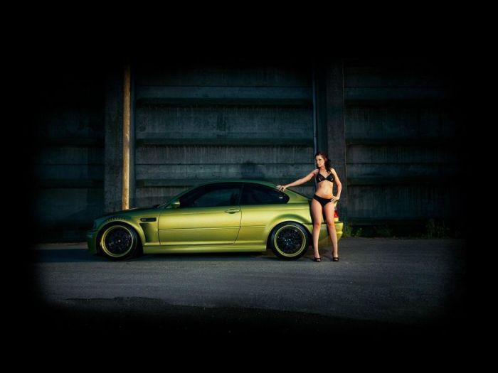 BMW Girls (40 pics)