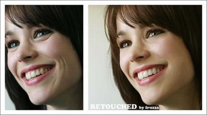 Celebrity Photos Before and After Retouching (47 pics)