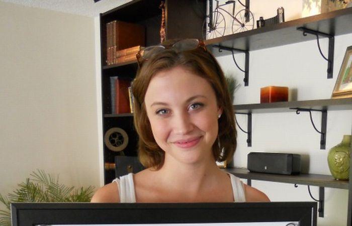 Elyse Porterfield. Girl Who Cheated Internet (19 pics)