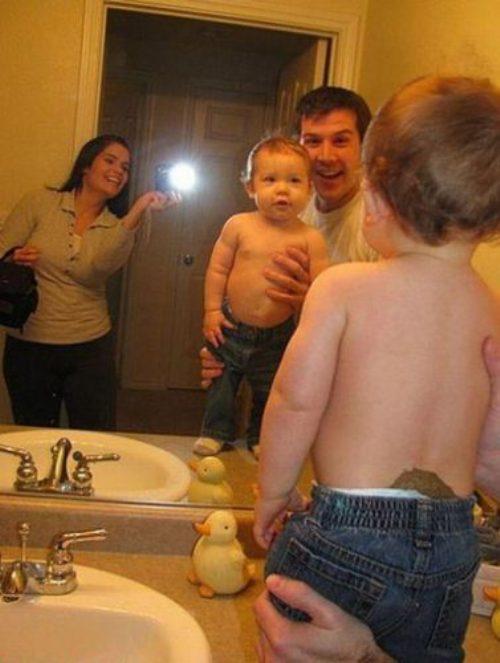 Happy Parents (1 pic)