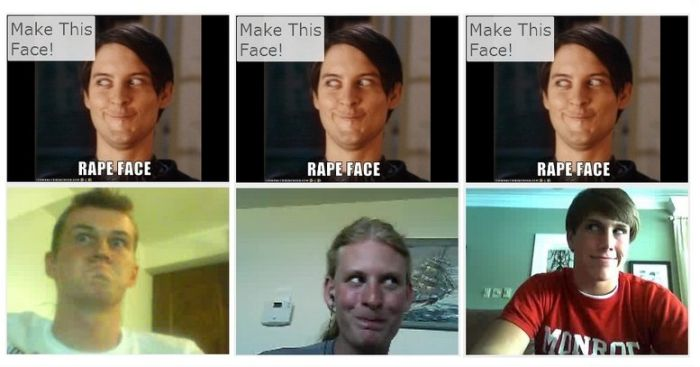 Make This Face (23 pics)