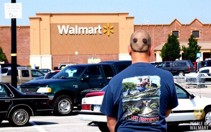 People of WalMart. Part 6 (85 pics)