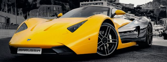World's Fastest Cars 2010 (24 pics)