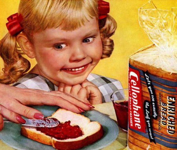 Strange Ads of the Past (18 pics)