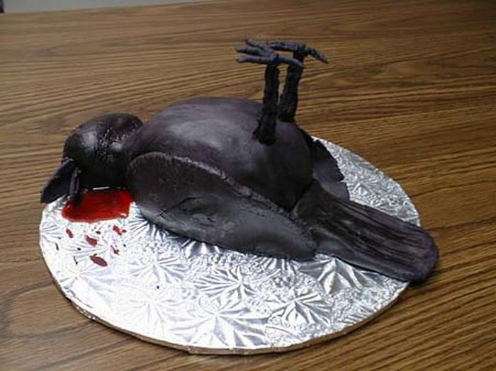 Weird Birthday Cakes (21 pics)