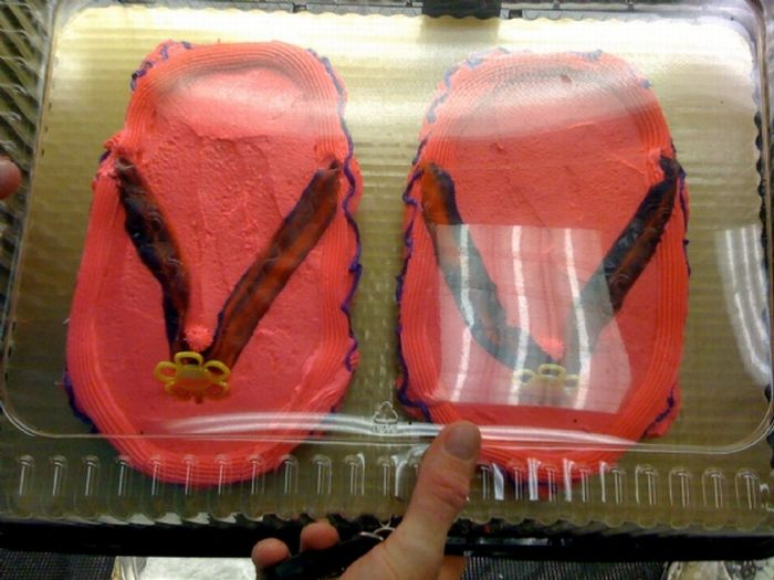 Weird Birthday Cakes (21 pics)