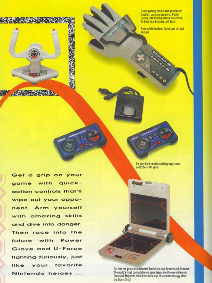The 1990 World of Nintendo Catalog (18 pics)