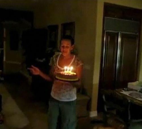Birthday Celebration Fail
