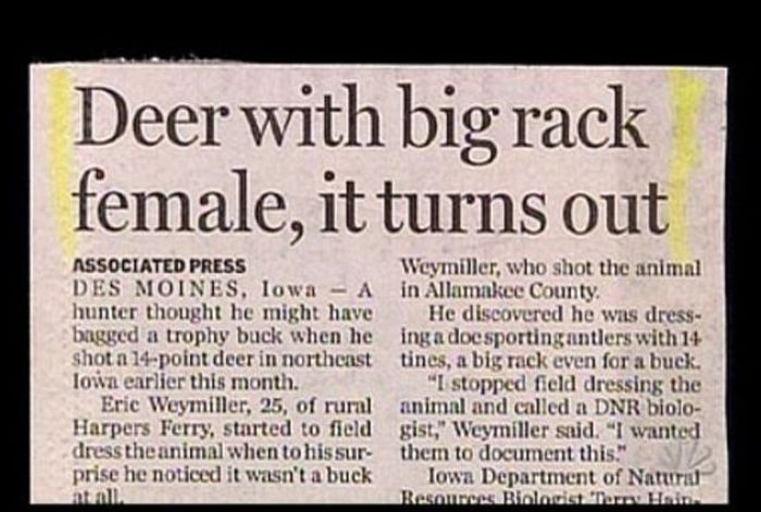 Dirty Headlines. Part 2 (21 pics)