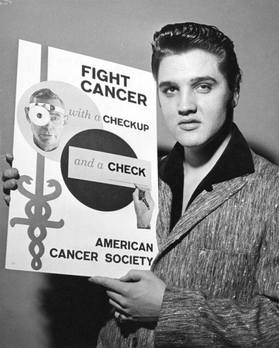 Rare Images of Elvis (21 pics)