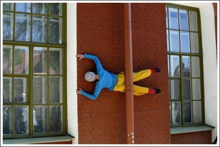 Unusual Street Art (19 pics)