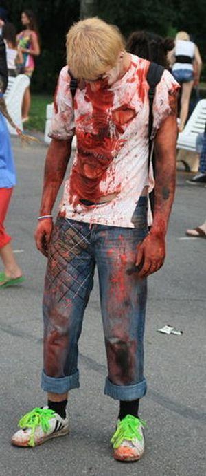 Zombie Walk in Saint Petersburg, Russia (85 pics)