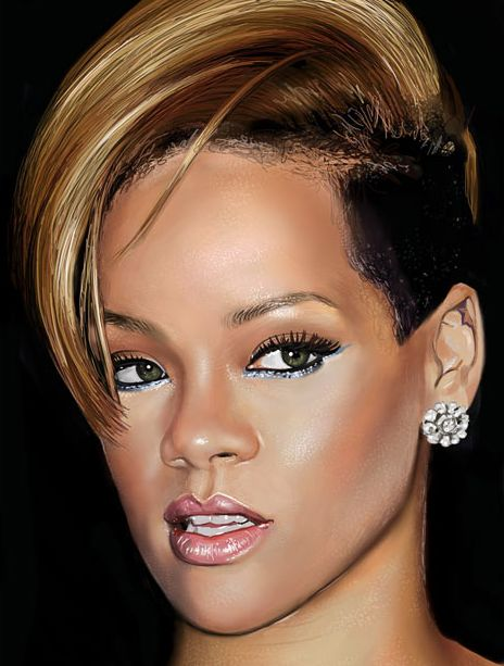 Apple iPad Portraits of Celebrities (19 pics)