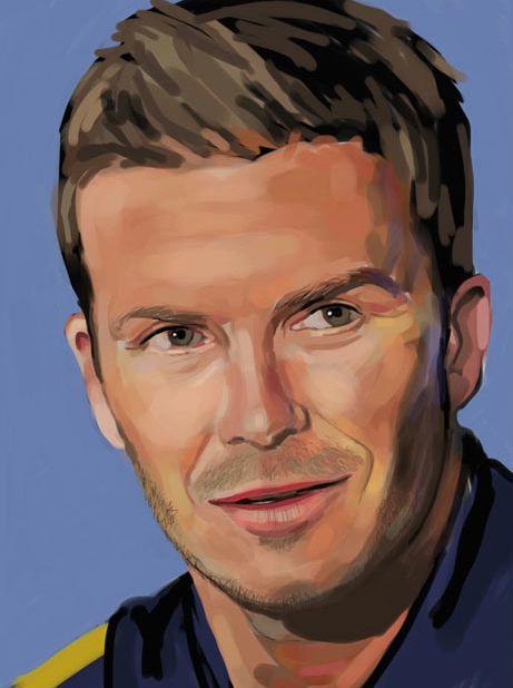 Apple iPad Portraits of Celebrities (19 pics)