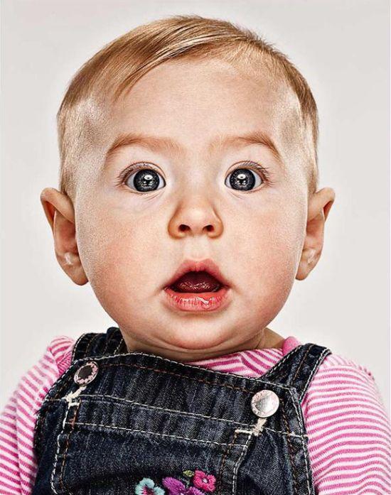 Baby Photography by Evan Kafka (11 pics)