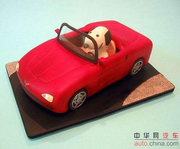 Car Cakes (26 pics)