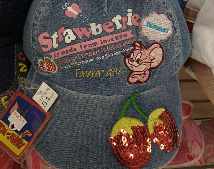 Funny Engrish Hats (35 pics)