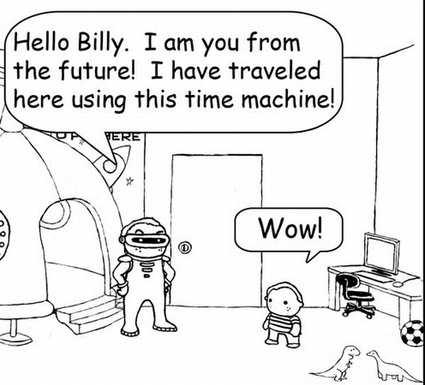 I am You from the Future (6 pics)