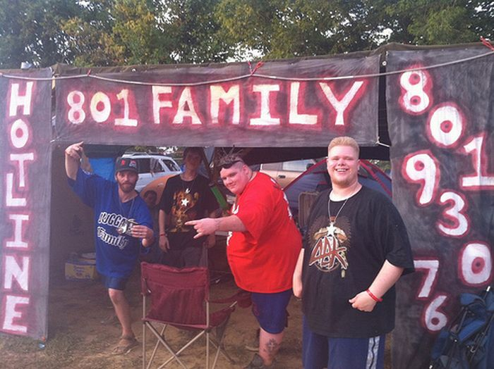 The 2010 Gathering Of The Juggalos (35 pics)