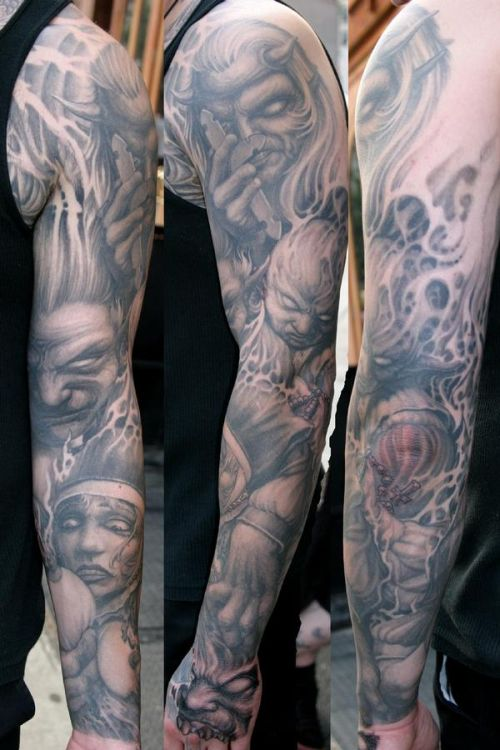 Amazing Tattoos (41 pics)
