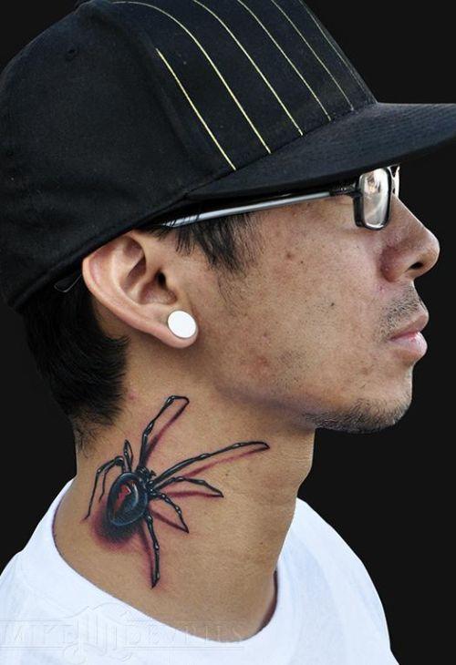 tatuajes en 3D parte 2