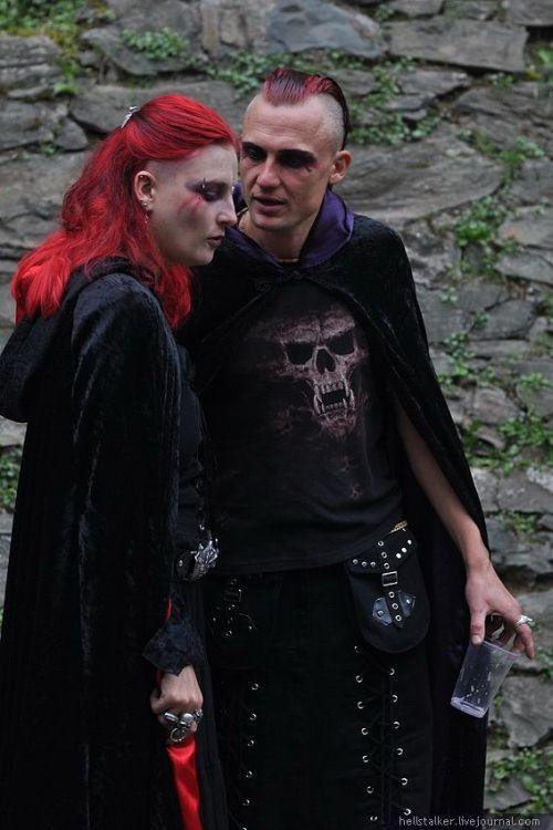 Goth Gathering (26 pics)
