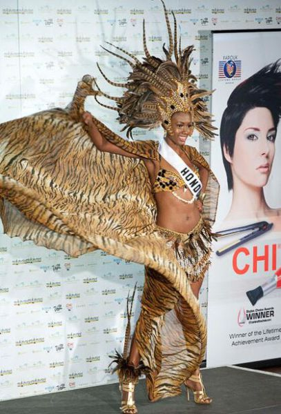Miss Universe 2010 National Costume Show (30 pics)