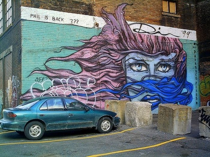 Awesome Street Art (42 pics)