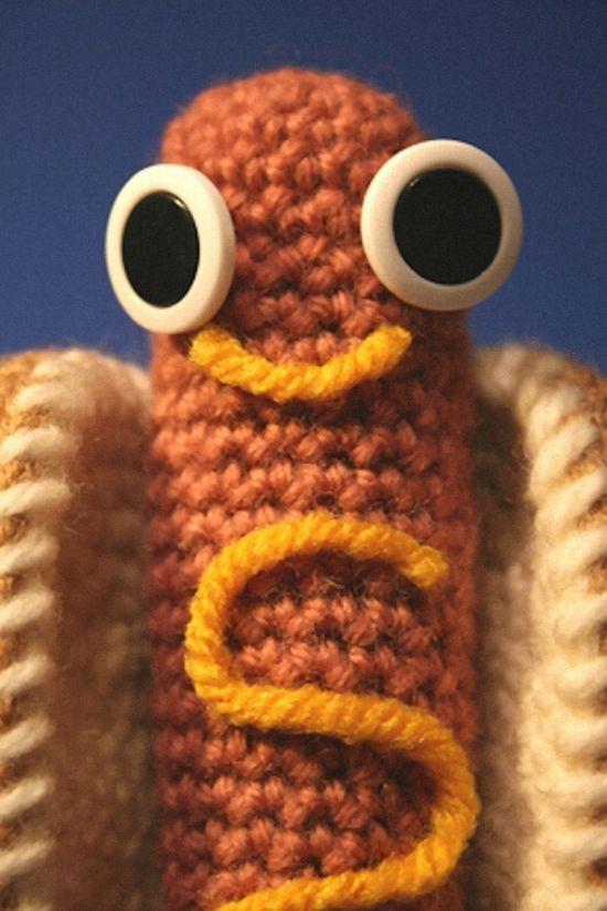 Knitted Art by Nicole Gastonguay (39 pics)