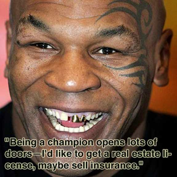 The Craziest Mike Tyson Quotes Of All Time (15 pics)