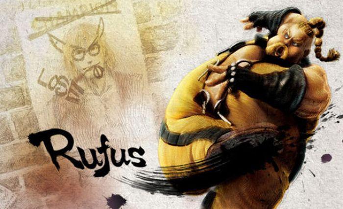 Street Fighter IV. Beautiful Artworks (29 pics)