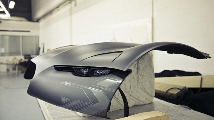 The Creation of Citroën Survolt Concept (13 pics)