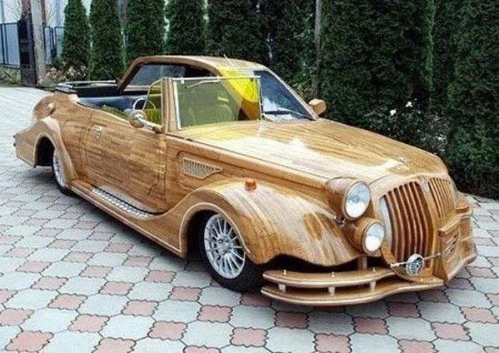Beautiful Wooden Artworks (51 pics)