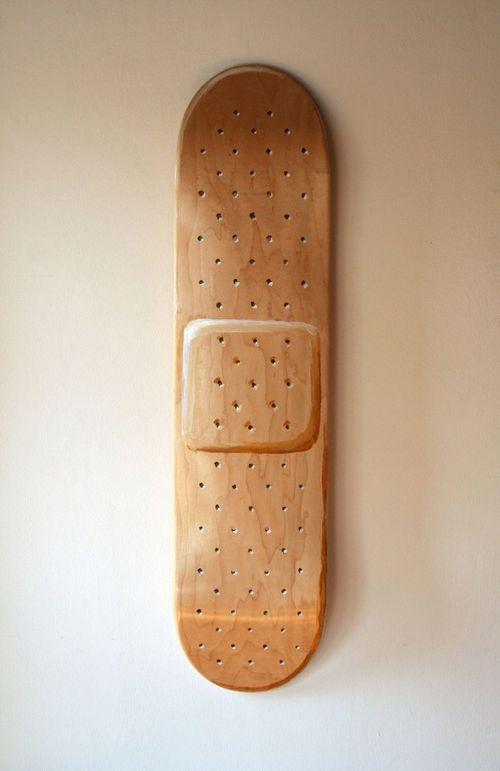 Awesome Skateboard Art (24 pics)