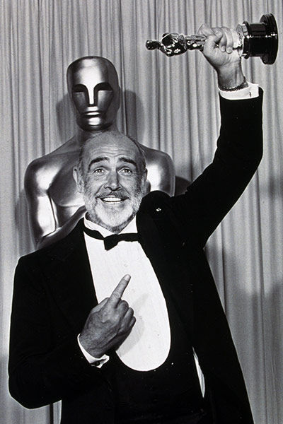 Sean Connery. Life in Pictures (48 pics)