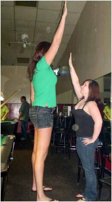 The Tallest Girls Of The World 60 Pics-4066