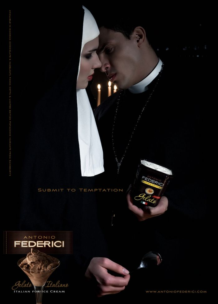 Banned Ice Cream Ads (4 pics)