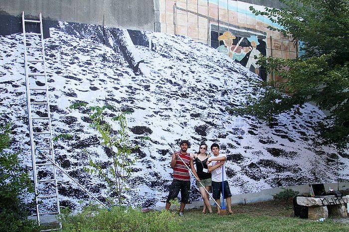 Beautiful Wall Art (11 pics)