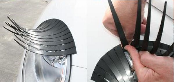 Car Lashes (17 pics)